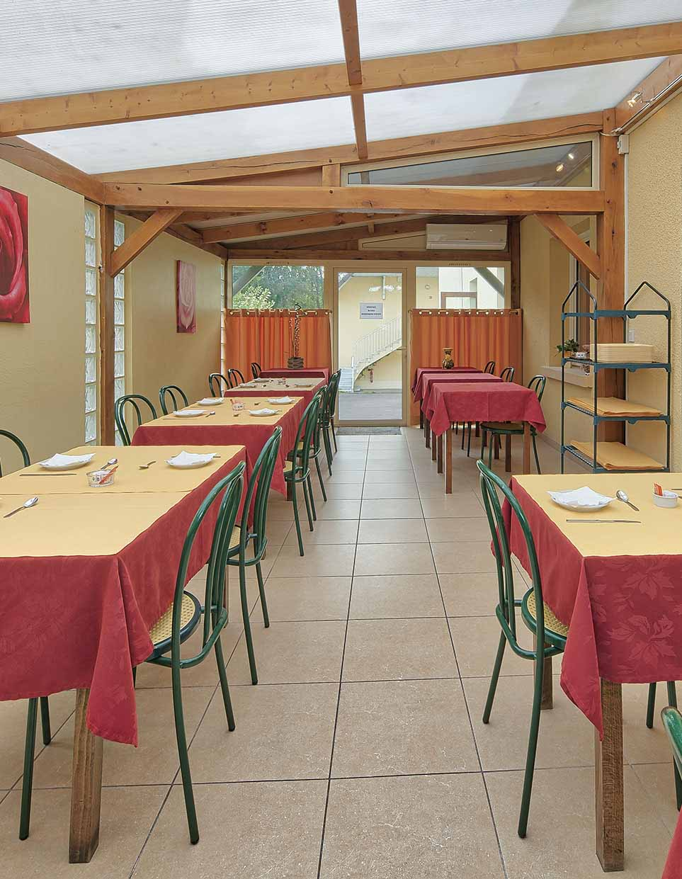 Photos De Verandas En Bois the hotel - le pan de bois - hôtel restaurant